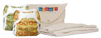 Bummis Cloth Diapering Newborn Pack, 4-9 lbs