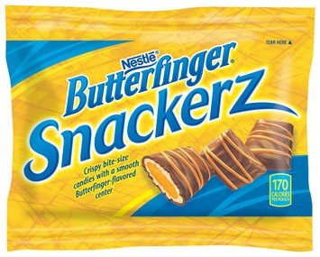Nestlé Butterfinger Snackerz
