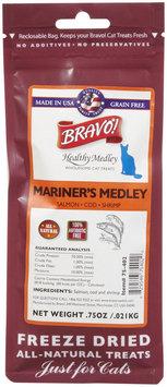 Bravo! Mariners Medley Treats - Salmon/Cod/Shrimp - 0.75 oz