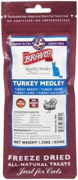 Bravo! Healthy Medley Treats - Turkey with Organs - 1.25 oz