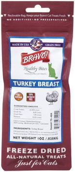 Bravo! Healthy Bites Treats - Turkey Breast - 1 oz