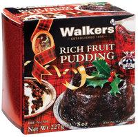 Walker's Walkers Plum Pudding