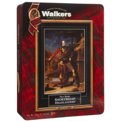 Walker's Walkers General Gordon (Highlanders) Gift Tin, 14.1 oz