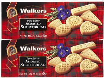 Walker's Walkers Classic Shortbread Mini Assorted, 5.6 oz - 2 pk.