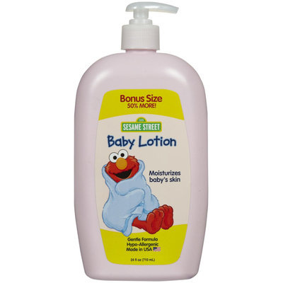 Blue Cross Sesame Street Baby Lotion - 24 oz