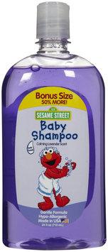 Blue Cross Sesame Street Baby Shampoo - Calming Lavender Scent - 24 oz