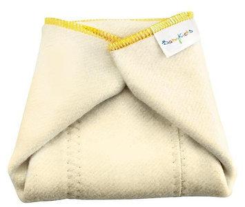 BabyKicks Prefold Cloth Diaper - Natural - 1 ct.