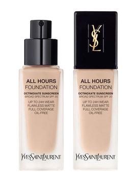 Yves Saint Laurent All Hours Foundation