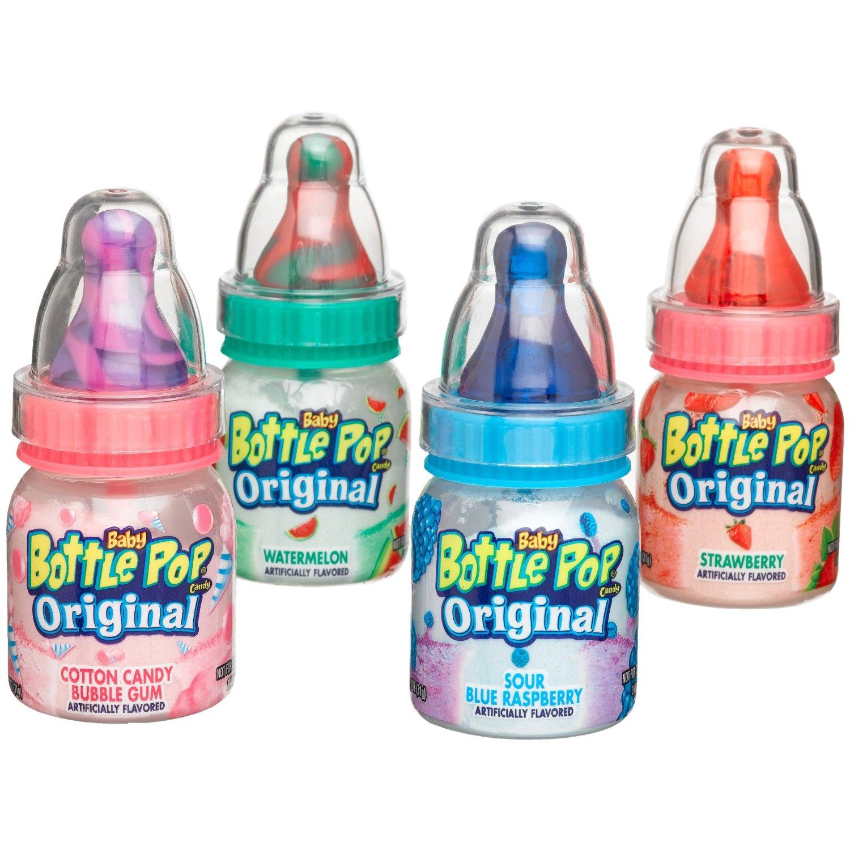 Baby Bottle Pops