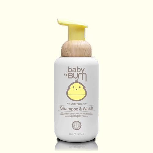 Sun Bum Baby Bum Shampoo & Wash