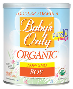 Baby's Only Organic® Soy Formula