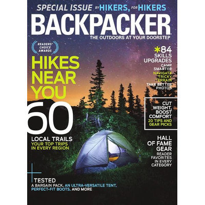 Backpacker Magazine