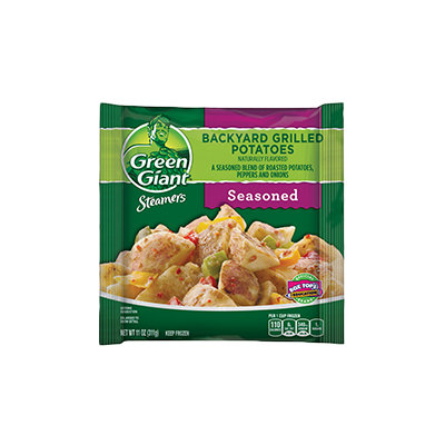 Green Giant® Steamers Backyard Grilled Potatoes