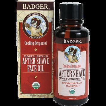 Badger Balm After-Shave Face Oil - Navigator Class Man Care