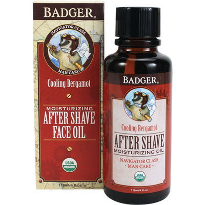 BADGER® After-Shave Face Oil - Navigator Class Man Care