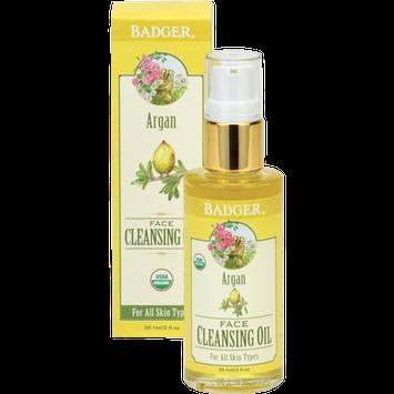 Badger Balm Argan Face Cleansing Oil