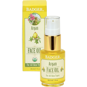 BADGER® Argan Face Oil