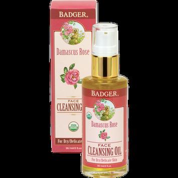 Badger Balm Damascus Rose Face Cleansing Oil