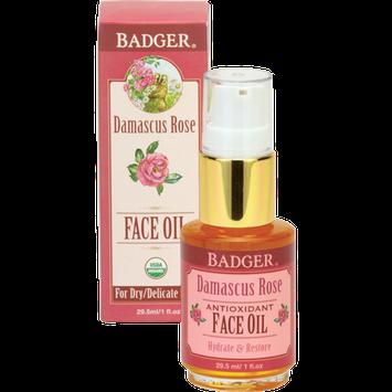 BADGER® Damascus Rose Face Oil