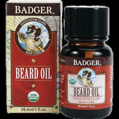 BADGER® Organic Beard Oil