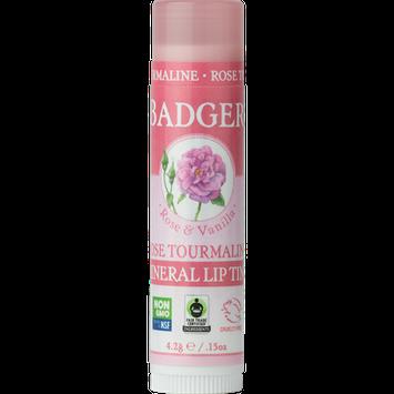 Badger Balm Rose Tourmaline Mineral Lip Tint – Fair Trade