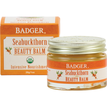 Badger Balm Seabuckthorn Beauty Balm