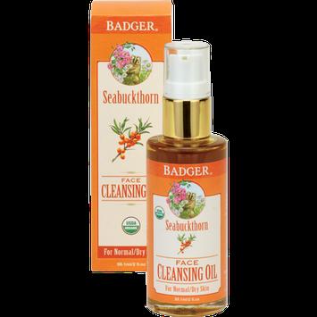 BADGER® Seabuckthorn Face Cleansing Oil