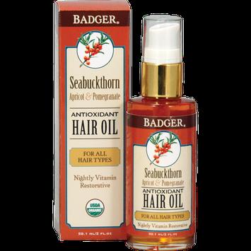 BADGER® Seabuckthorn Hair Oil