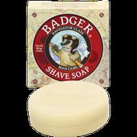 Badger Balm Shave Soap Navigator Glass Man Care