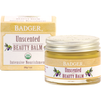 Badger Balm Unscented Beauty Balm