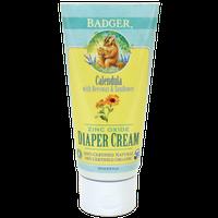 BADGER® Zinc Oxide Diaper Cream