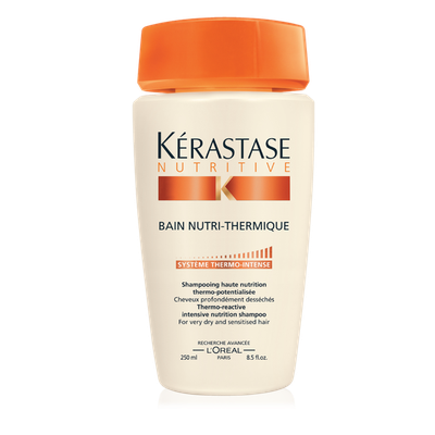Kerastase Nutritive Bain Nutri-Thermique Shampoo For Sensitized Hair