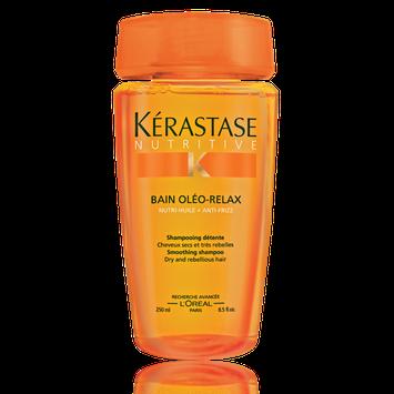Kerastase Nutritive Bain Ol o-Relax Smoothing Cleanser For Dry Hair