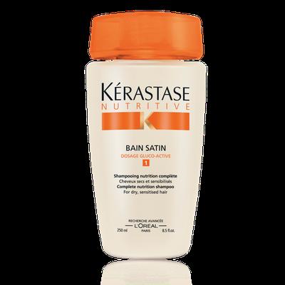 Kerastase Nutritive Bain Satin 1 Moisturizing Shampoo For Dry Hair