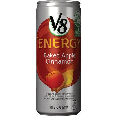 V8® +Energy Baked Apple Cinnamon Juice