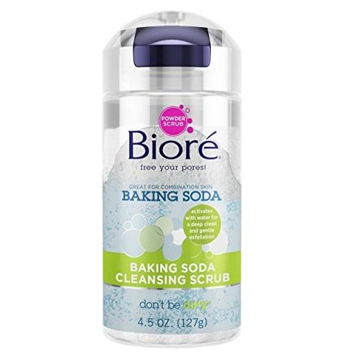 Bioré Baking Soda Cleansing Scrub