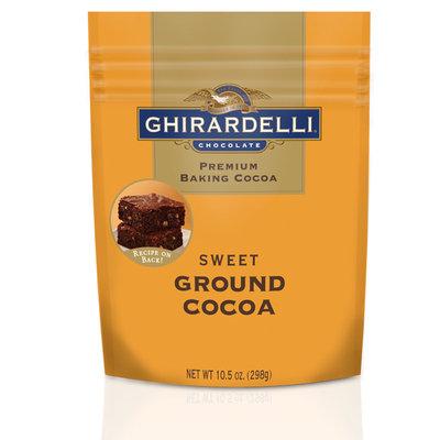 Ghirardelli Premium Baking Cocoa Sweet Ground Cocoa