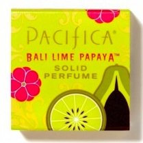 Pacifica Bali Lime Papaya Solid Perfume