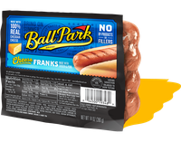 Ball Park Classic Cheese Hot Dogs