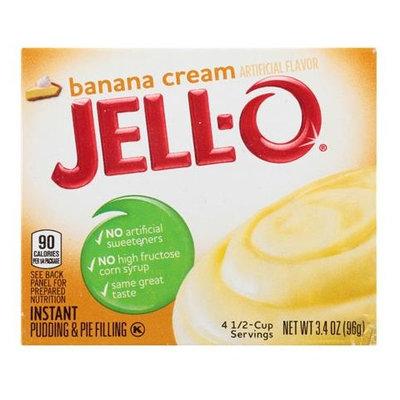 JELL-O Banana Cream Instant Pudding & Pie Filling
