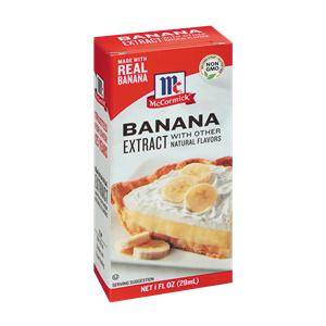 McCormick® Banana Extract