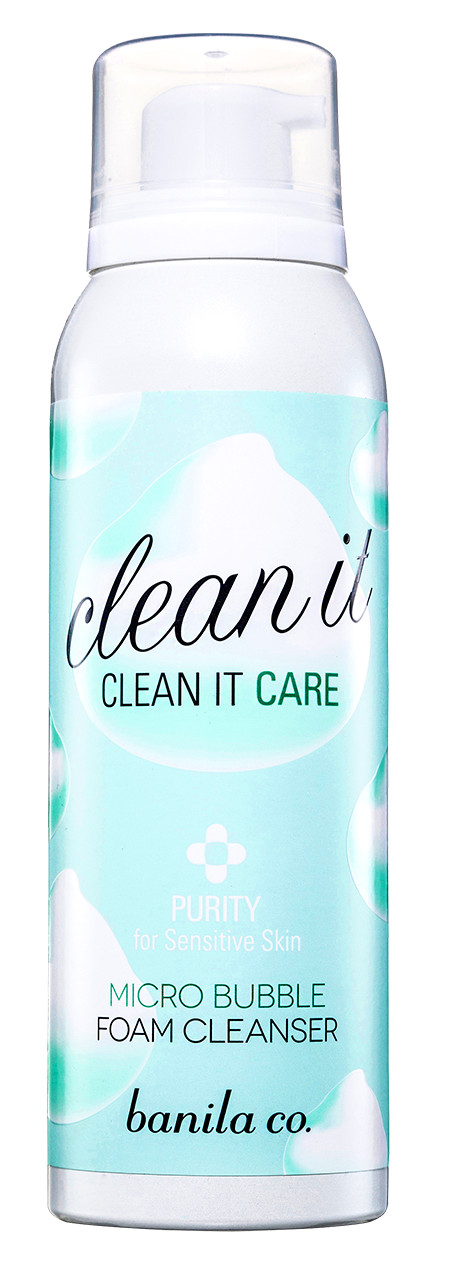 Banila Co. Clean It Care Micro Bubble Foam Cleanser Purity