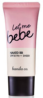 Banila Co. Let Me Bebe Naked BB SPF30 PA++
