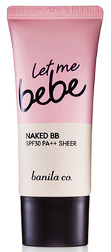 Banila Co. Let Me Bebe Naked BB SPF30 PA++