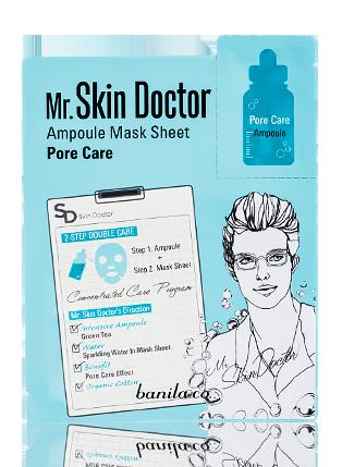 Banila Co. Mr. Skin Doctor Ampoule Mask Sheet