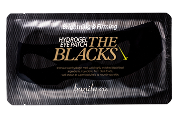 Banila Co. The Blakcs Hydrogel Eye Patch