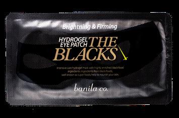 Banila Co. The Blakcs Hydrogel Eye Patch