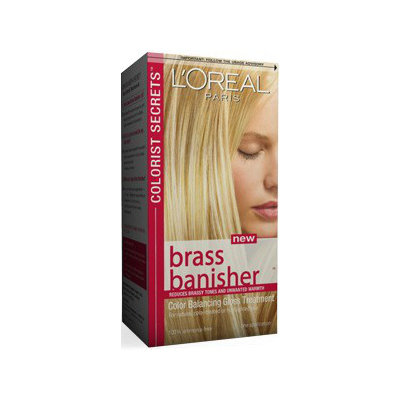 L'Oréal Paris Colorist Secrets™ Brass Banisher™