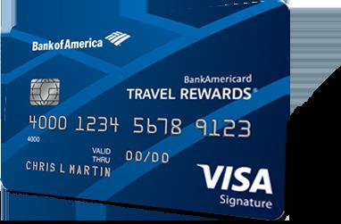 bank of america travel rewards credit card reviews - Travel Rewards Credit Card