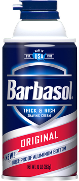 Barbasol Original Shaving Cream